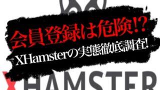 XHAMSTER とは 安全性 評判 登録 広告